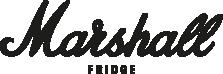 Marshall_NewLogoBLK_Fridge